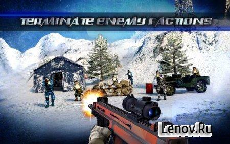 Mountain Sniper Killer 3D FPS v 1.2 Мод (свободные покупки)