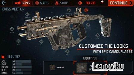 Gun Master 2 (обновлено v 1.0.12) Мод (много денег)
