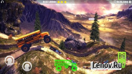 Offroad Legends 2 v 1.2.12 Мод (Unlocked)