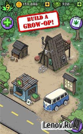 Bud Farm: Grass Roots v 29.1.0 Мод (Mod Money/Pot Bucks/Infinite Guano/Mystery Seeds)