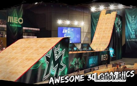 MegaRamp Skate Rivals v 2 Мод (много денег и жизней)