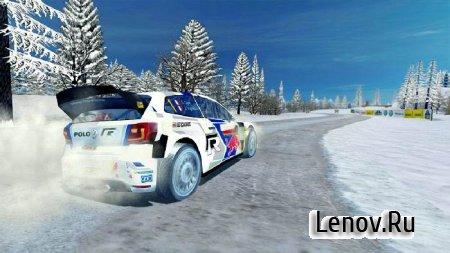 WRC The Official Game (обновлено v 1.2.7) (Mod Money)