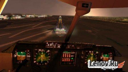 Flight Simulator Paris FULL HD v 1.2.3 Мод (все самолеты разблокированы)