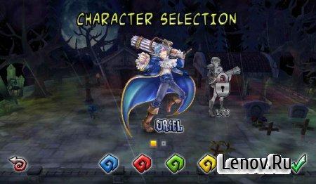 Vampire Crystals ZombieRevenge v 0.3 Мод (много денег)