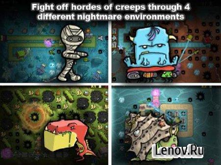 The Creeps! v 1.16.04 Мод (Unlocked)