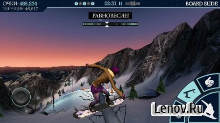 Snowboard Party v 1.4.4.RC Mod (Unlimited XP)