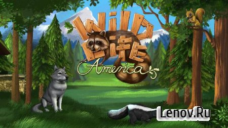 WildLife - America (обновлено v 1.2) Premium Мод (много денег)