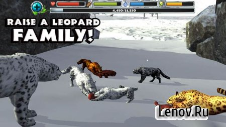 Snow Leopard Simulator v 1.2