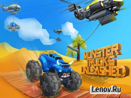 Monster Trucks Racing 2020 v 3.4.116 (Много денег)