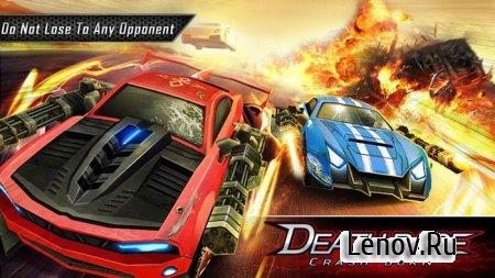 Death Race:Crash Burn v 1.2.16 Мод (много денег)