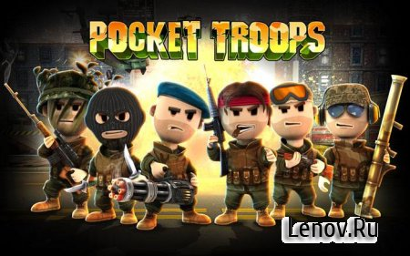Pocket Troops v 1.33.1