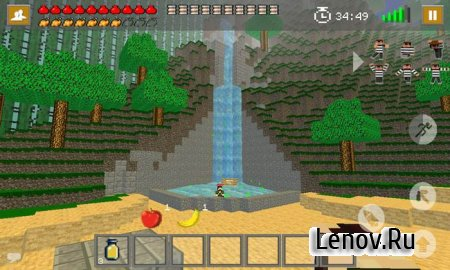 Survival Games v 1.4.2 Мод (Unlimited Fast Potion/Unlocked)