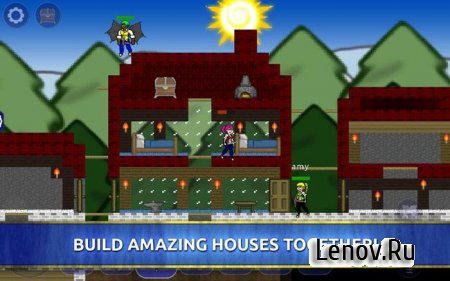 The HinterLands Mining Game HD (обновлено v 0.433) (Premium)