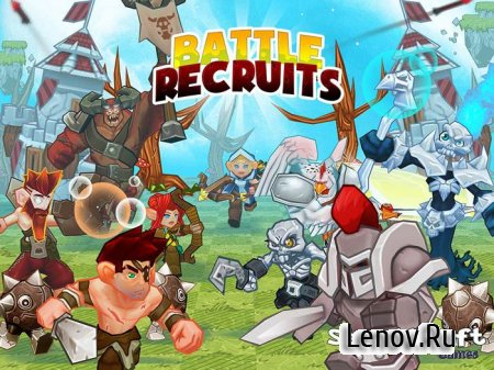 Battle Recruits Full v 1.3 Mod (Unlimited Gems)