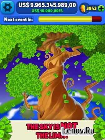Money Tree - Clicker Game (обновлено v 1.4.1) (Mod Money)