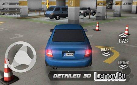 Parking Reloaded 3D (обновлено v 1.27) Мод (Unlocked)