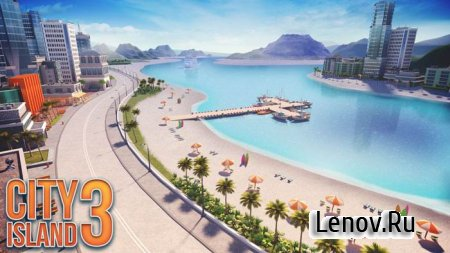 City Island 3 - Building Sim v 3.2.5 (Mod Money)