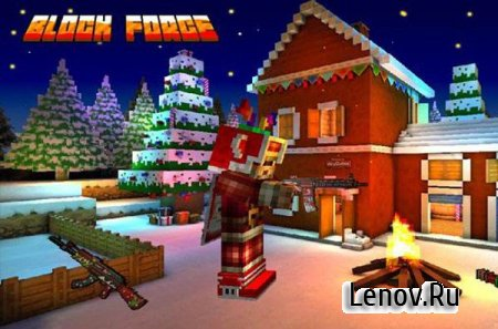 Block Force - Cops N Robbers v 2.2.4 Мод (много денег)