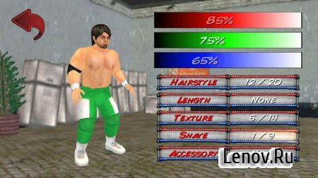 Wrestling Revolution 3D v 1.640 Мод (Unlocked)