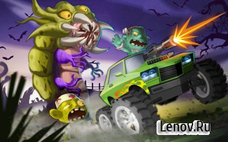 Mad Zombies: Road Racer v 1.2