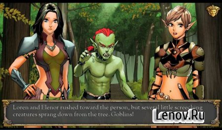 Loren Amazon Princess Complete v 1.2.8.1 Мод (много денег)