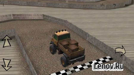 Truck Challenge (обновлено v 1.34) Мод (много денег)
