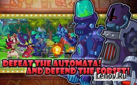 Forest Defense 2: Ancients War v 1.0.2 (Mod Money)
