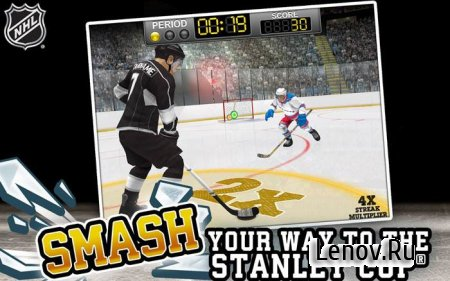 NHL Hockey Target Smash (обновлено v 1.6.2) Мод (прибавление денег)