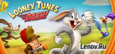 Looney Tunes Dash! (обновлено v 1.93.03) Мод (Free Shopping/Invincible)