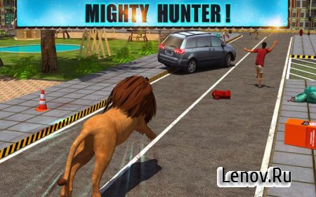 Angry Lion Attack 3D v 1.0