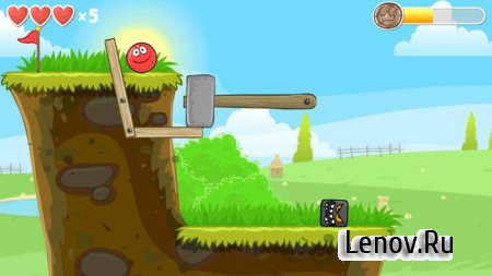 Red Ball 4 v 1.4.11 Mod (Premium/Unlocked)