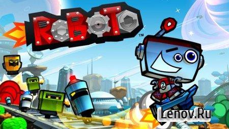 Roboto (обновлено v 1.4.1j) Мод (много монет и алмазов)