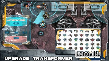 Galaxy Defense 2: Transformers (обновлено v 2.0.3) Мод (много денег)