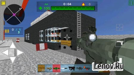 Death Blocks 3 v 1.1.0 Мод (много алмазов)
