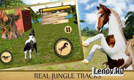 Wild Horse Simulator- 3D Run v 1.2
