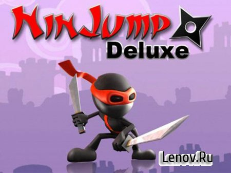 NinJump Deluxe v 3.1.1 Мод (бесконечные монеты)