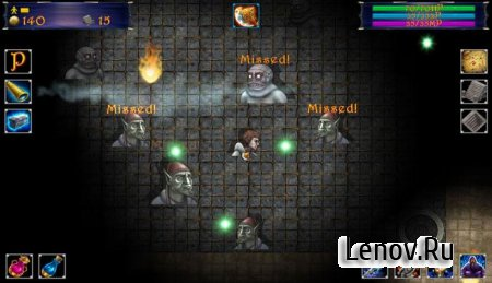 Down In The Deep (roguelike) v 3.1