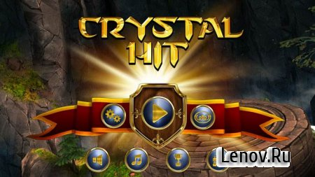 Crystal Hit v 1.0.2 Мод (много шаров)