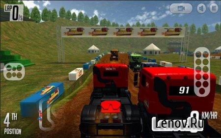 Tata T1 Prima Truck Racing v 1.0