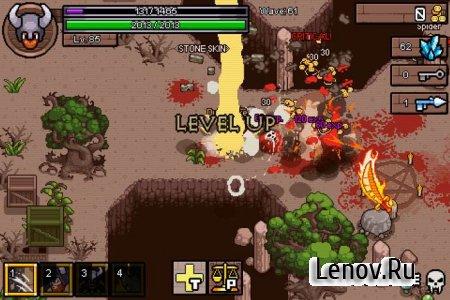 Hero Siege (обновлено v 2.0.4) Мод (много кристаллов)