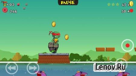 Ninja Turtle vs. Zombies v 3.0.9