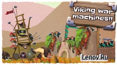 Day of the Viking (обновлено v 0.21) Мод (много денег)