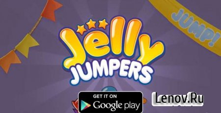 Jelly Jumpers v 1.0.4 Мод (много денег)