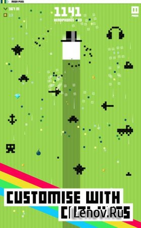 Mega Dead Pixel v 1.1.8 Мод (много денег)
