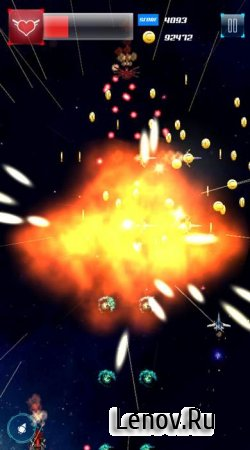 Awesome Space Shooter (обновлено v 1.8.0) Мод (много денег)