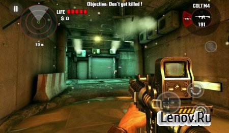 Dead Trigger v 2.0.2 Mod (Endless ammo)