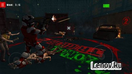 Zombie Trigger 2 : Shooting 3D v 1.9