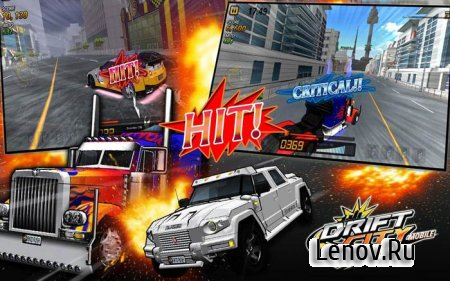 Drift City-Hottest Racing Game v 1.1.5 Мод (много денег)