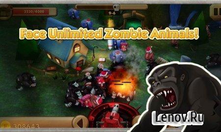Mad Animals 3D (обновлено v 1.3.061) Мод (много денег)