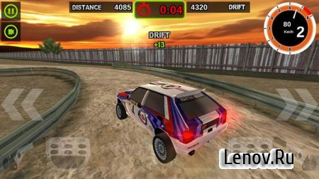 Rally Racer Dirt v 1.5.7 Мод (много денег)